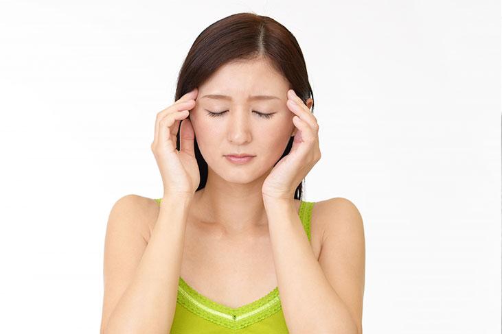 五反田駅前歯医者 顎関節症の主な症状