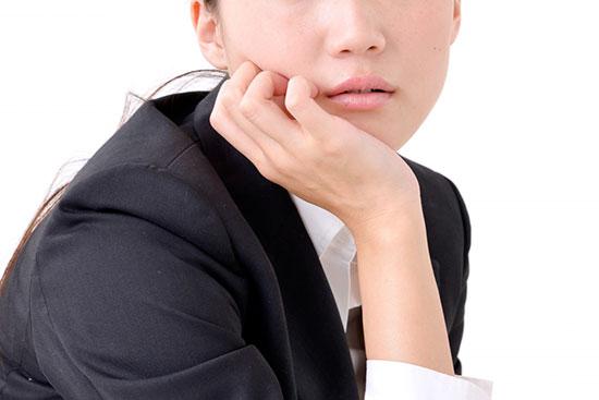 五反田駅前歯医者 顎関節症 頬杖などの癖